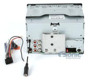 Kenwood DPX500BT DoubleDin Bluetooth Car Stereo w Pandora