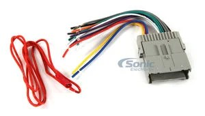 American International GWH416 20002008 Chevrolet Wiring Harness