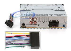 Sony CDXGT440U (cdxgt440u) InDash CD, MP3, WMA, AAC, AMFM