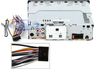 JVC KDR620 (KDR620) Indash CDMP3WMA Car Stereo w Bluetooth