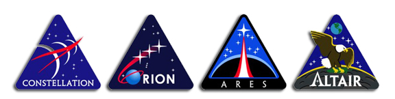 Image result for nasa constellation program