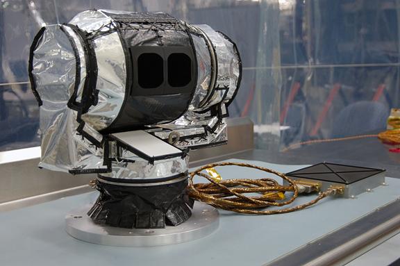 Lunar Radiometer Experiment