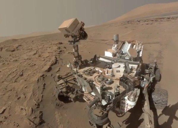 Curiosity Rover Report for August 5, 2014: A Softer Trek ...