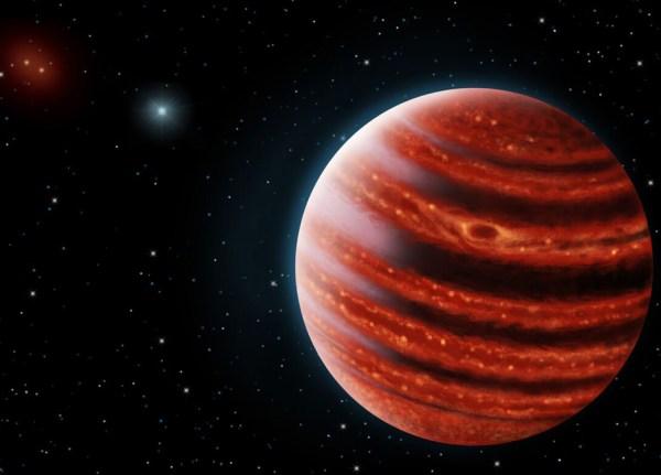 Jupiter-like Planet Discovered Outside our Solar System ...