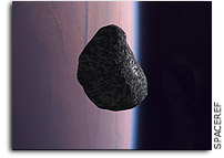 Revised asteroid scale aids understanding of impact risk