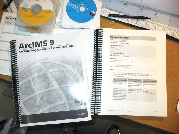 ArcXML Reference