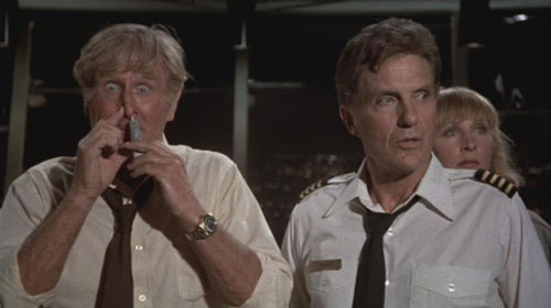 Looks like I picked the wrong week to quit sniffing glue.