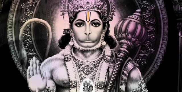 The legend behind Hanuman Chalisa