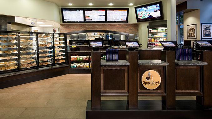 Specialty S Cafe Amp Bakery 500 Howard St San Francisco