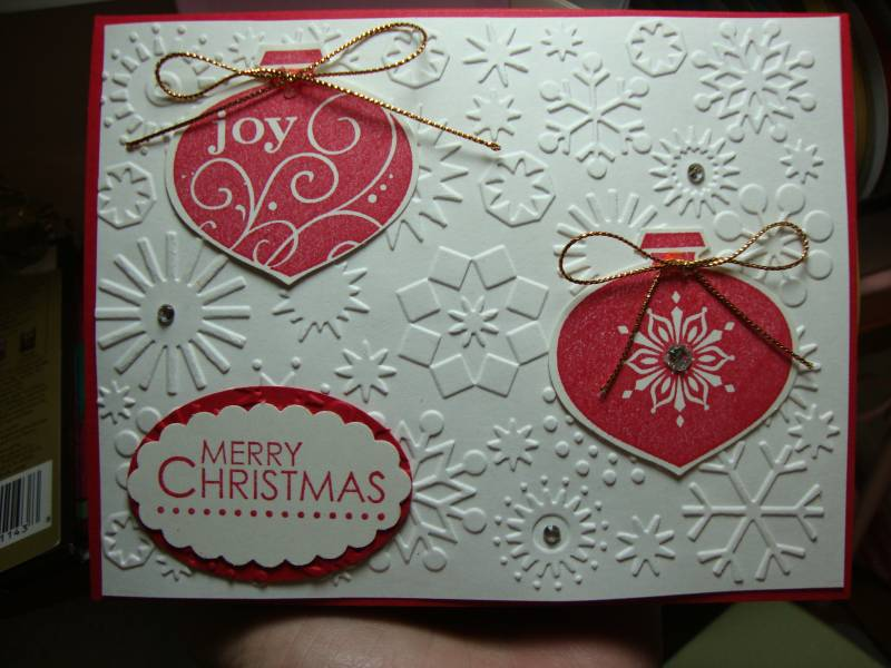 Christmas Cards By Pinkysdc77 At Splitcoaststampers