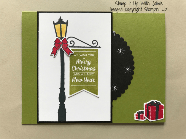 Brightly Lit Christmas By StampinJaimie5 At