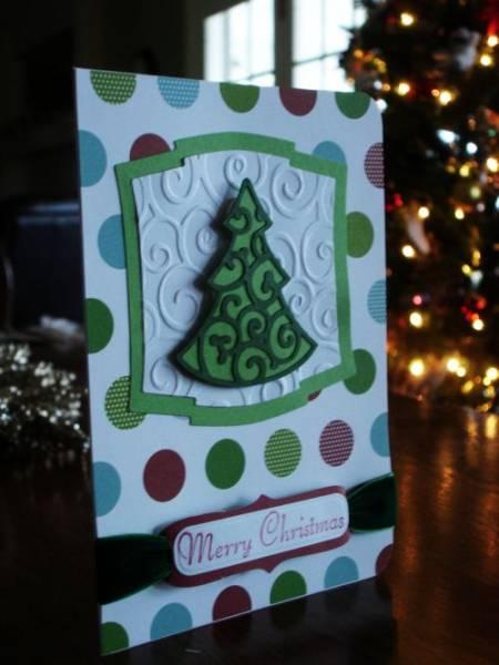 Christmas Cricut Card By Record Keeper At