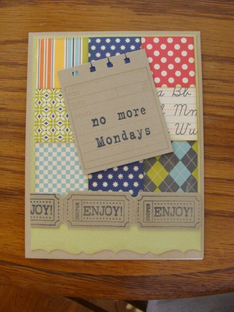 Teacher Retirement Card By Donelle At Splitcoaststampers