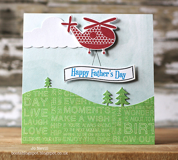 Father's Day by Rambling Boots - at Splitcoaststampers