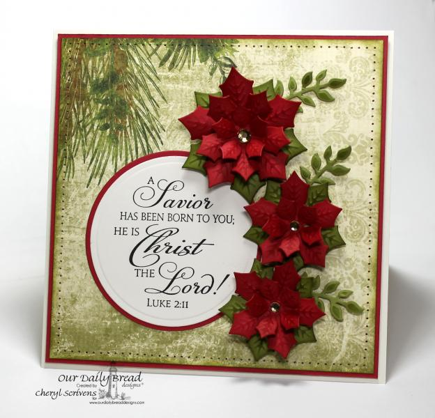 A Savior Is Born By CherylQuilts At Splitcoaststampers