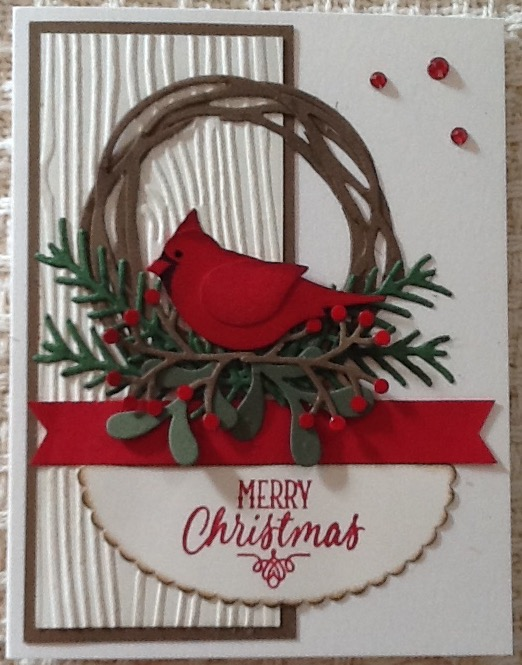 Stamp In Up Christmas By Becky Hay De Garcia At