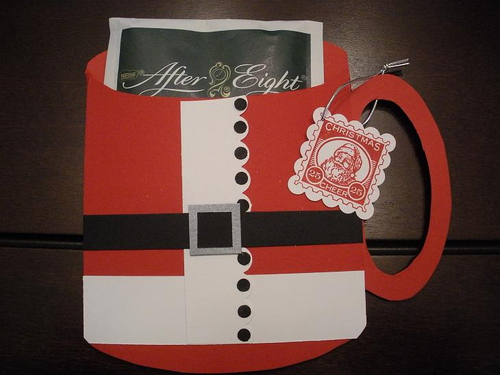 Hot Chocolate Mug Card By Mugsie At Splitcoaststampers