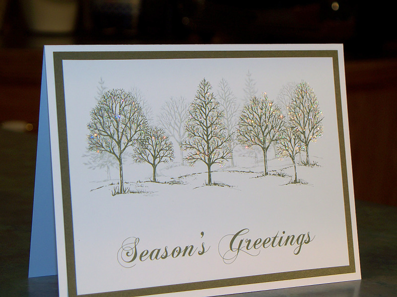 Peaceful Christmas By Sylvaqueen At Splitcoaststampers
