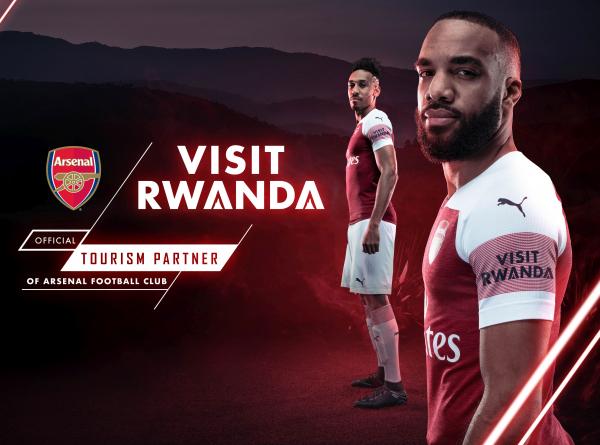 Hasil gambar untuk visit rwanda arsenal