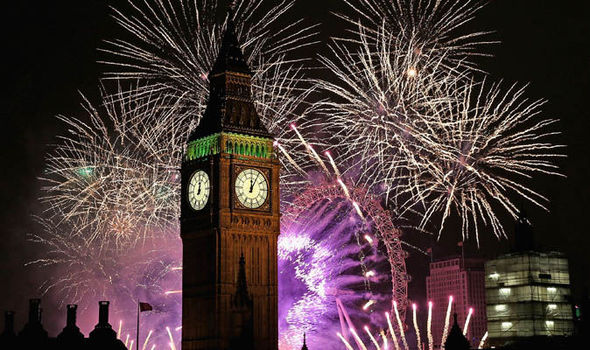 New Year s Eve 2016  Where best to see the London Fireworks   UK     London Fireworks New Years Eve