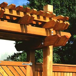 patio roof posts beams hometips