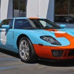 2006 Ford Gt Heritage Edition With 27 Original Miles For Sale