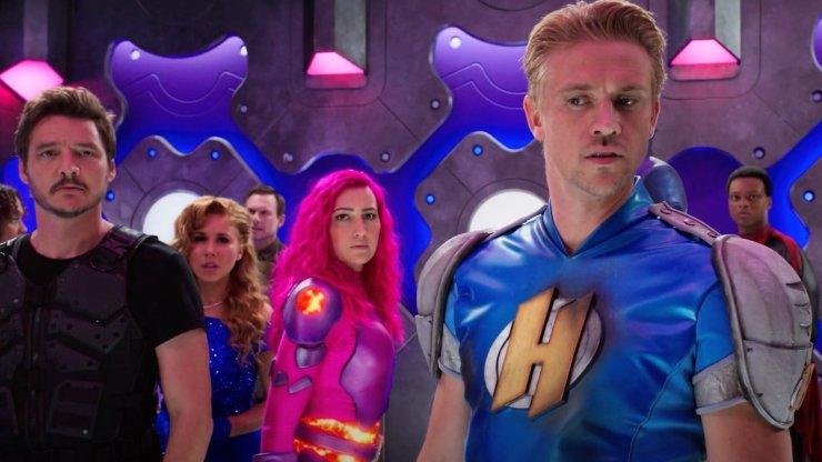 Superheroicos we can be heroes crítica