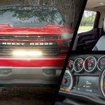 Lifted Chevy 1500 Trucks Custom Chevy Silverado K2 Rocky Ridge Trucks