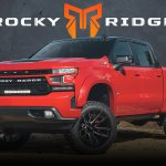 Rocky Ridge Lifted Off Road Trucks Truck Lift Kits Mccluskey Chevrolet