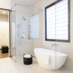 Before After A Master Bathroom Finally Becomes The