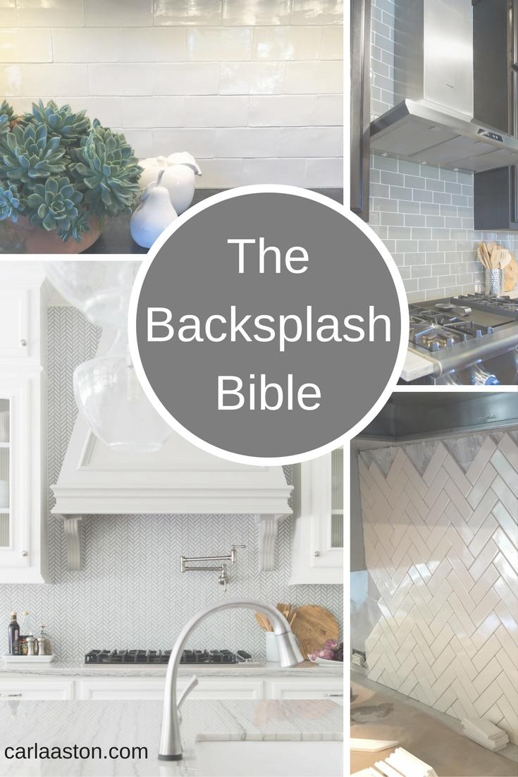 where should a backsplash end