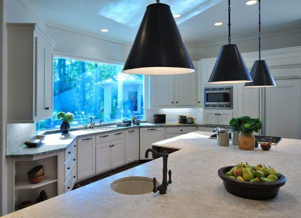 for kitchen island pendant lighting