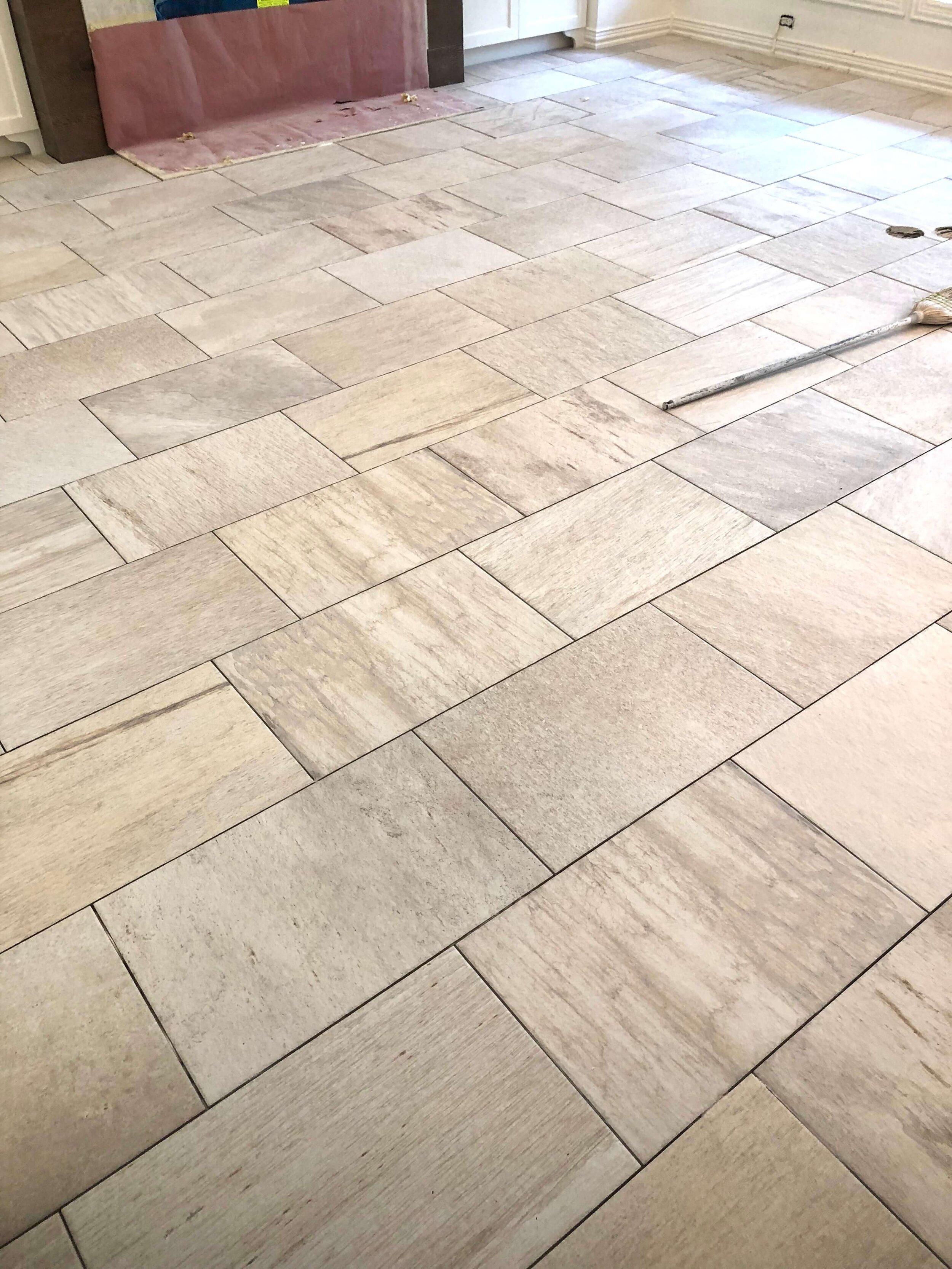 5 tips on choosing flooring for an open