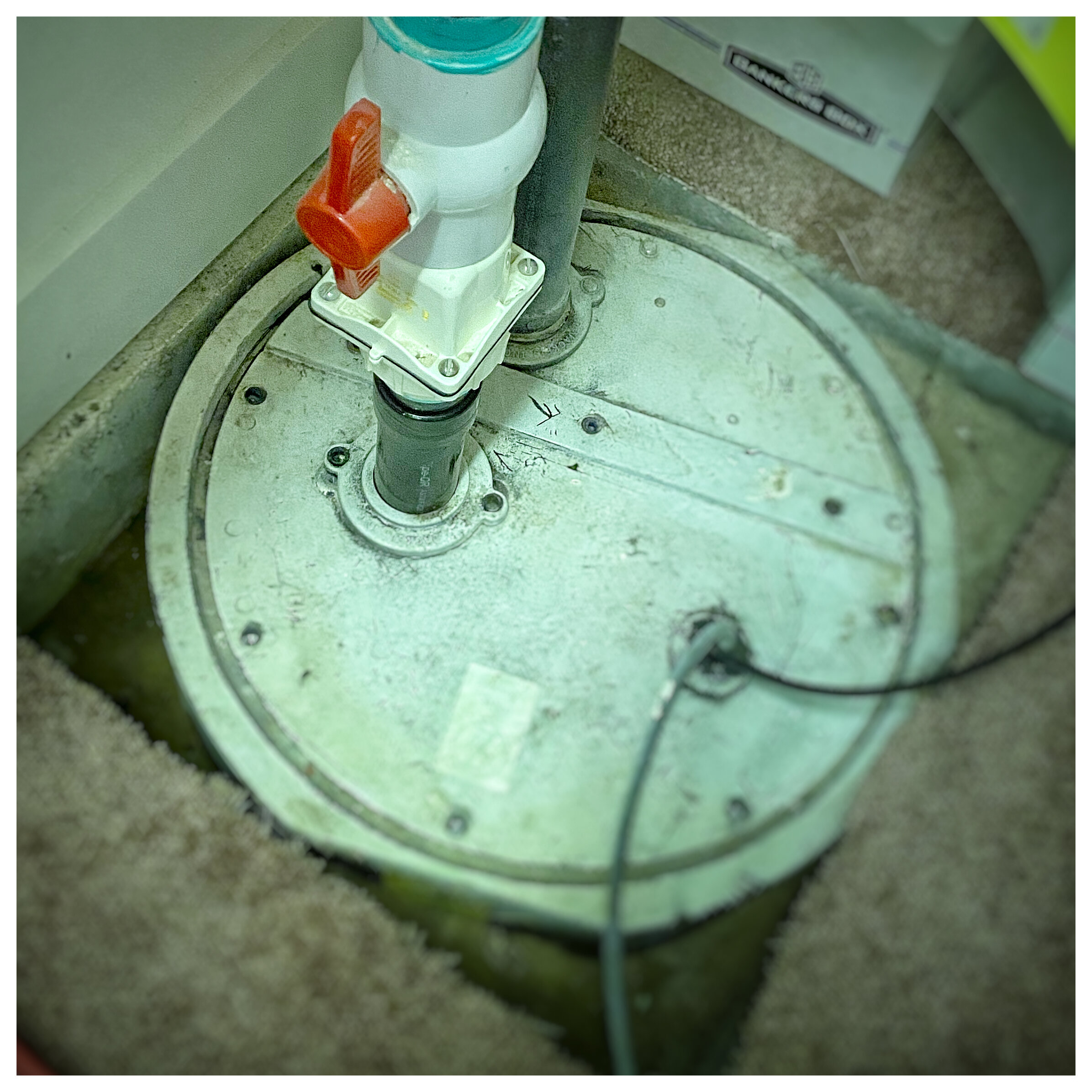 gfci nuisance tripping of sewage pump