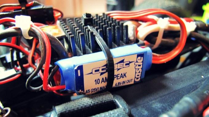 Rc Motor Fan Wiring