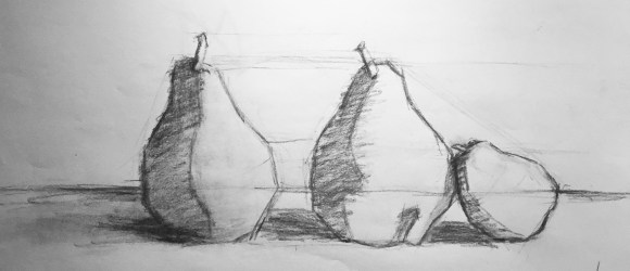 in-Person Drawing Lessons — Carolyn Reed Barritt