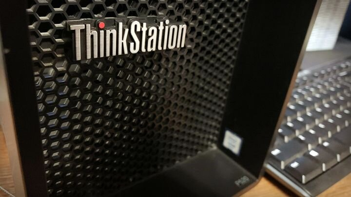 The Lenovo ThinkStation P520 could be ideal for CAD applications [Source: SolidSmack]