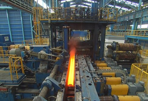 Steel Mini Mill [Source:  Sider Group ]