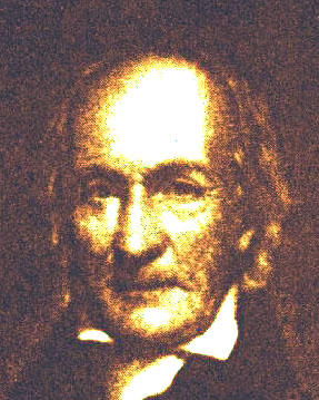 Baptist Minister and staunch advocate of religious freedom, John Leland
