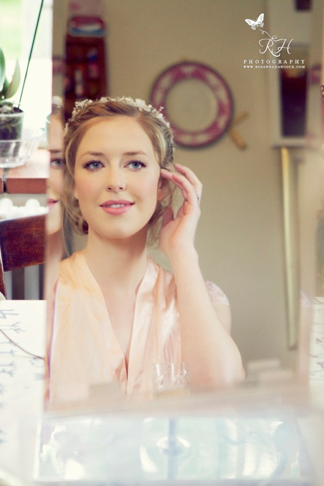 wedding hair and makeup, london by alicia sammer