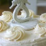 Porcelain Seahorse Cake Topper Introduction Beyond Jordan Studio