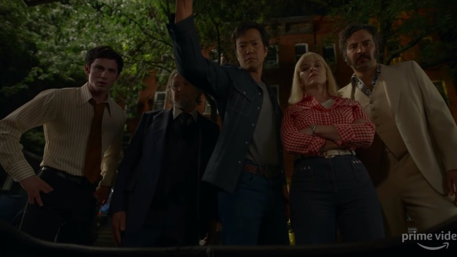 Image result for hunters amazon series