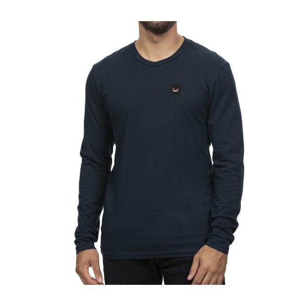 Eyes_of_Gengar_Long-Sleeve_T-Shirt_(Navy)_Product_Image.jpg