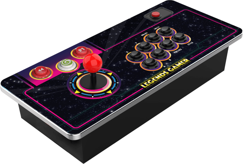 Legends Gamer Mini control top side view.png