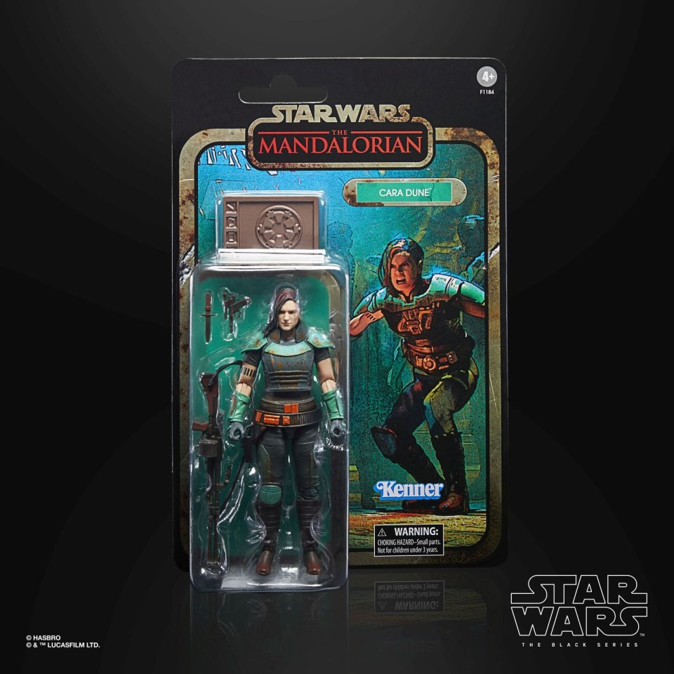 STAR WARS THE BLACK SERIES CREDIT COLLECTION 6-INCH CARA DUNE Figure - inpck.jpg