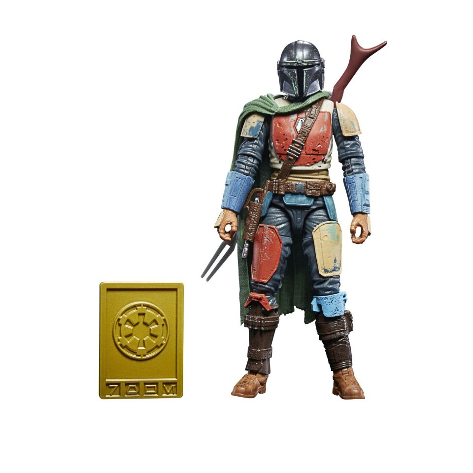 STAR WARS THE BLACK SERIES CREDIT COLLECTION 6-INCH THE MANDALORIAN Figure - oop 2.jpg
