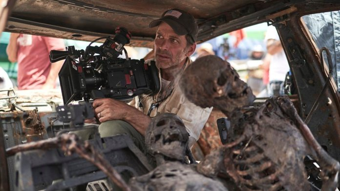 Zack Snyder to Direct Sci-Fi Action Movie REBEL MOON for Netflix —  GeekTyrant