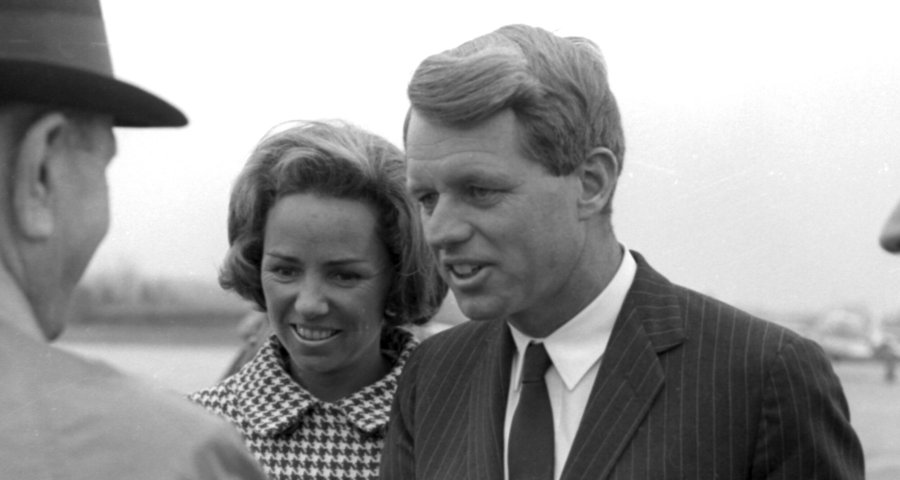 Robert F. kennedy in Oxford