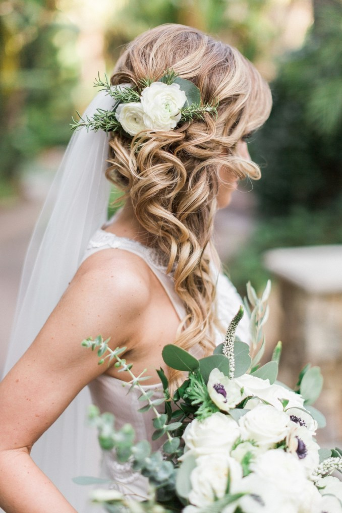 bridal hair — the posh parlour