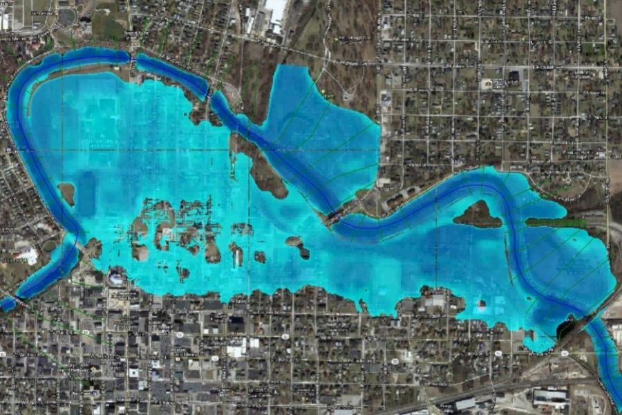 Contaminación del suelo y del agua. Tutorial básico de HEC-RAS 5.0 — gidahatari